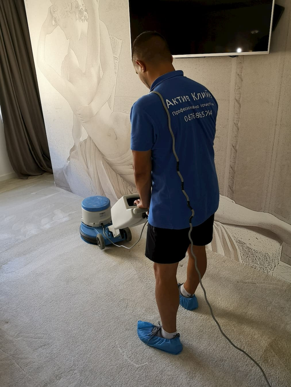 Active Clean Carpet Cleaning