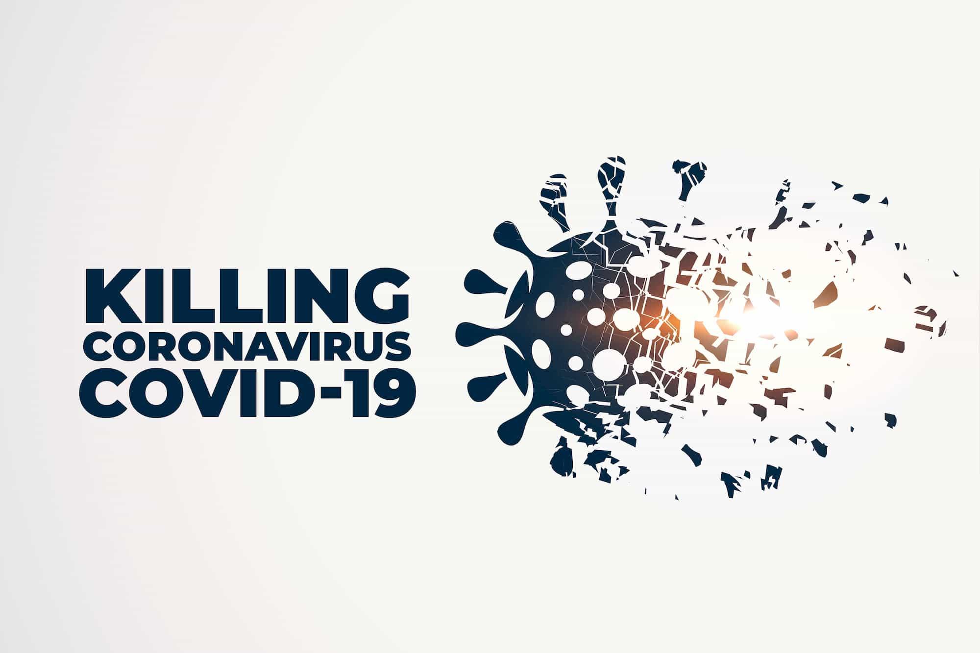 Killing COVID 19